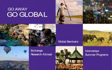 Go Global Seminars: Application Deadline is Dec. 5, 2019